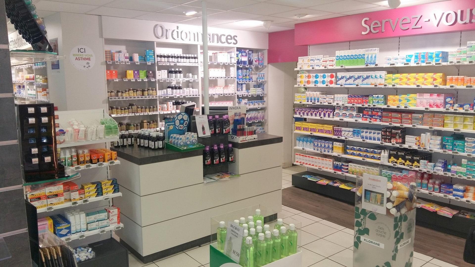 Pharmacie Brest Adeco Breizh