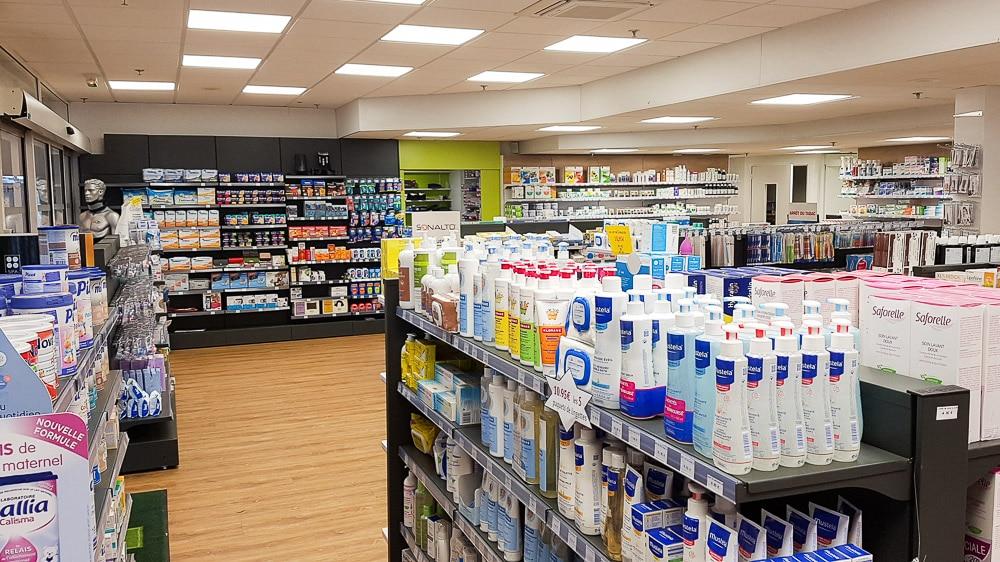 Pharmacie Lannion Adeco Breizh