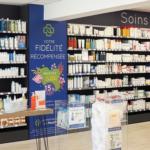 Agencement d'une pharmacie par Adeco Breizh à Tréméven
