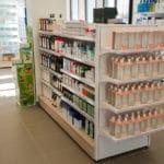 Agencement complet d'une pharmacie à Nantes