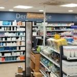 Agencement d'une pharmacie sur l'Île de Ré