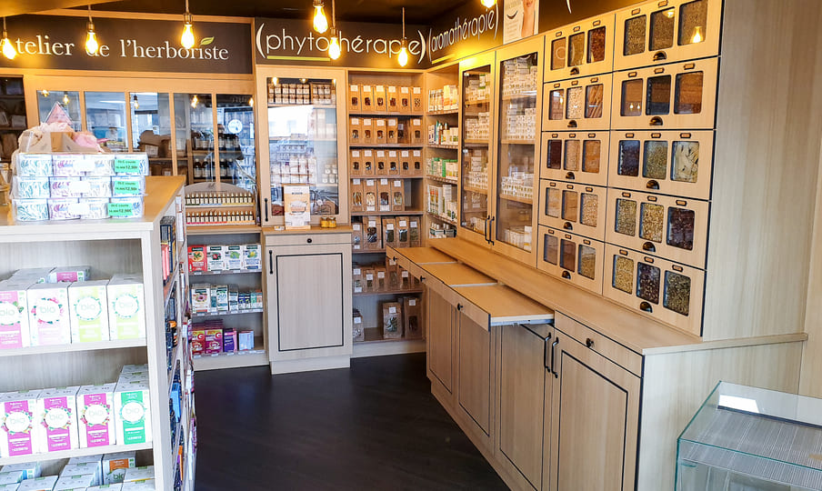 Aromathérapie pharmacie Rezé