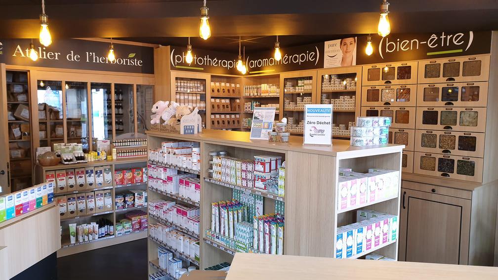 Pôle nature pharmacie Loire Atlantique