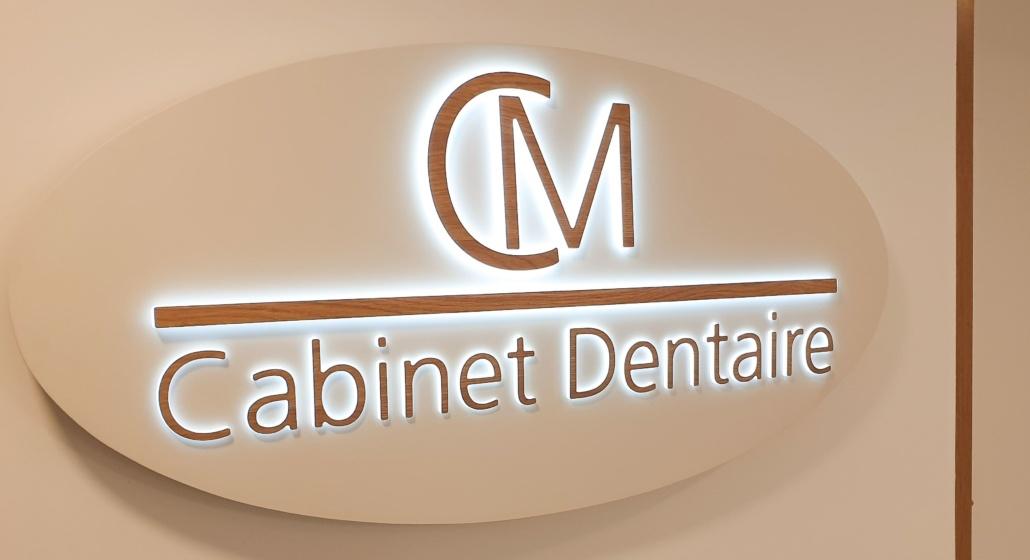 Logo cabinet dentaire Thouaré