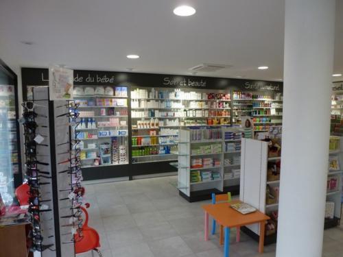 Assérac-pharmacie-un aménagement Adeco Breizh
