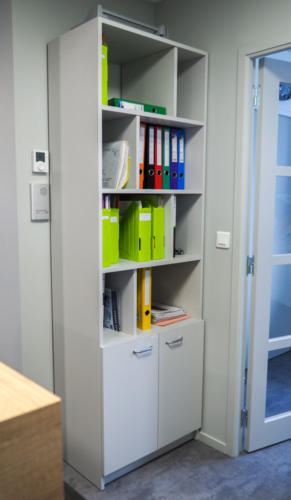 Auray-Cabinet dentaire- un aménagement Adeco Breizh