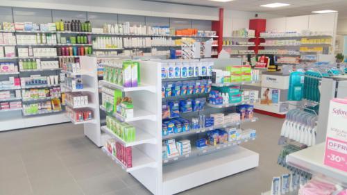 La Membrolle-pharmacie-un aménagement Adeco Breizh