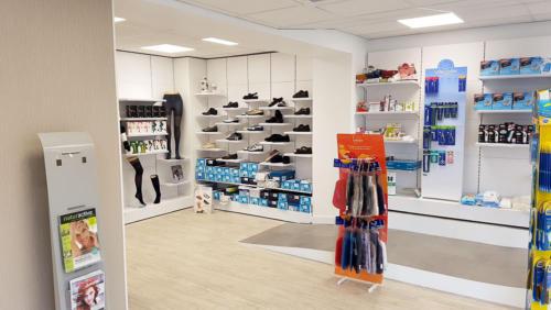 Tréméven-pharmacie-un aménagement Adeco Breizh