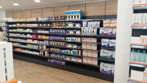 Vannes-pharmacie-un aménagement Adeco Breizh